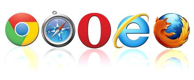 Como cambiar de navegador en Android.