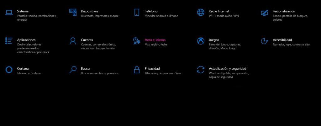 Guía paso a paso para cambiar el Idioma en Windows 10