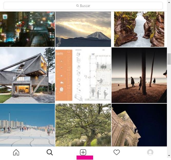 subir fotos a instagram desde PC