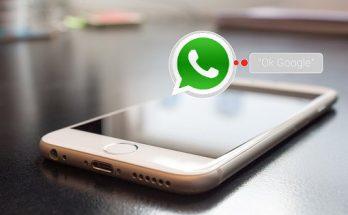 Enviar mensaje de Whatsapp con los comandos de voz de Google Assistant