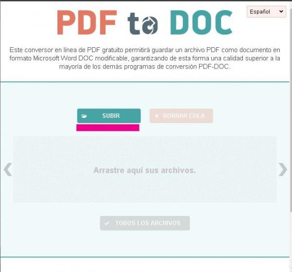 PDFtoDOC