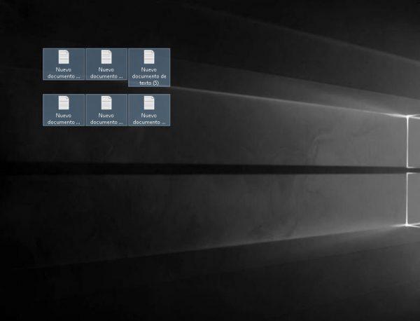 Cómo crear un archivo comprimido con Windows 10.