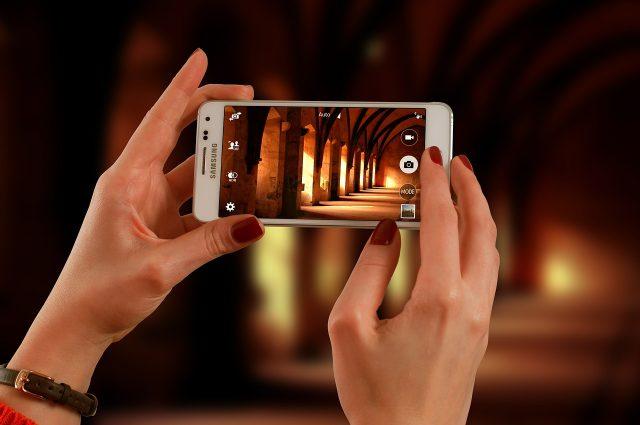 Trucos para la cámara Samsung Galaxy J7.